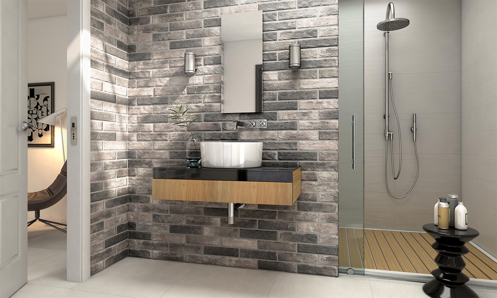 Brickwall - Bristol Tile Company