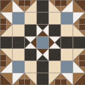 Dorset Marron Tile